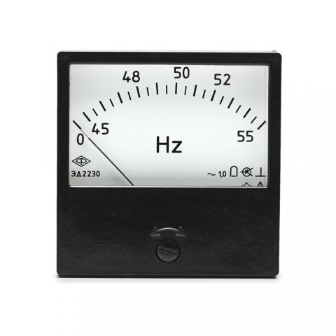 Частотомер щитовой  ЭД2230