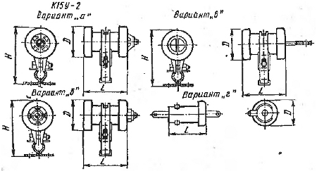 Конденсаторы К15У-2